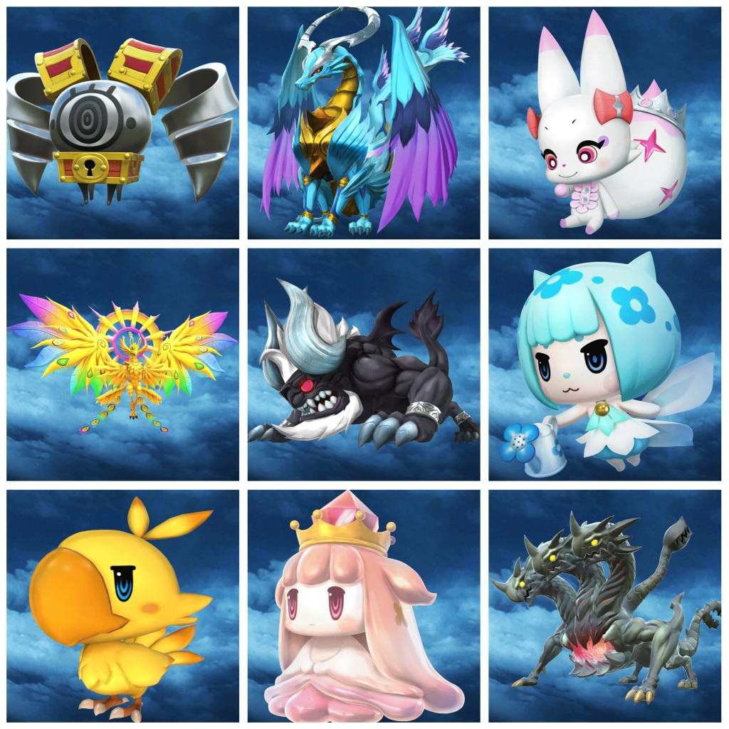 WORLD OF FINAL FANTASY® - Creature Pack