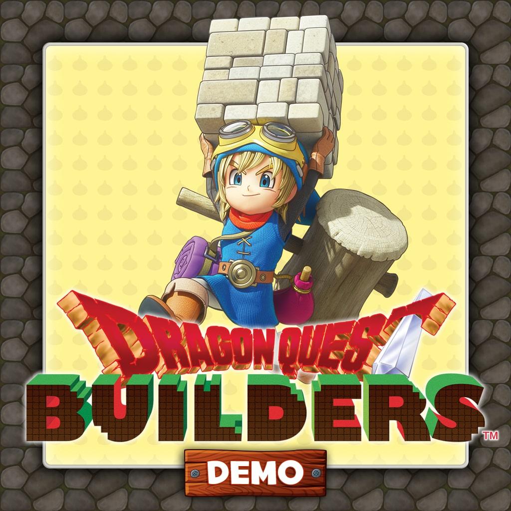 DRAGON QUEST BUILDERS™ Demo