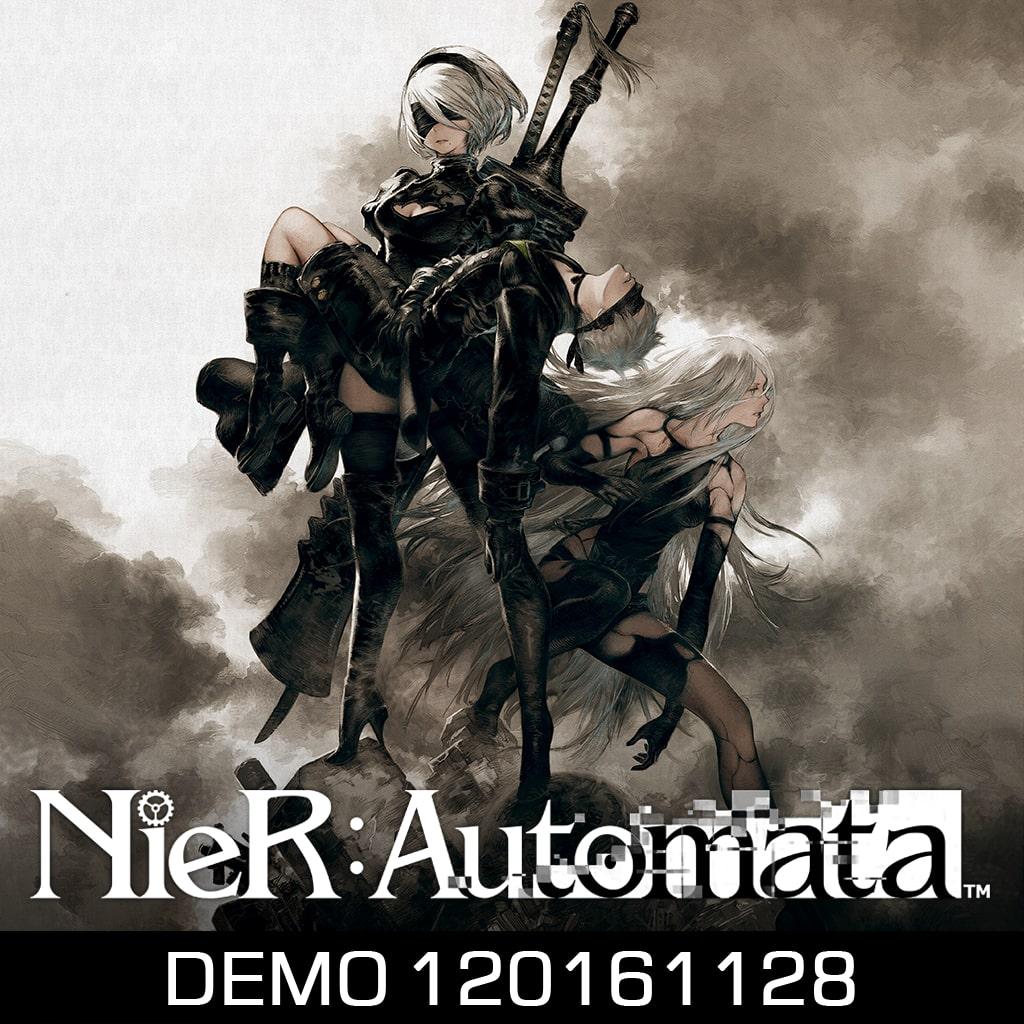 NieR: Automata™ - DÉMO 120161128