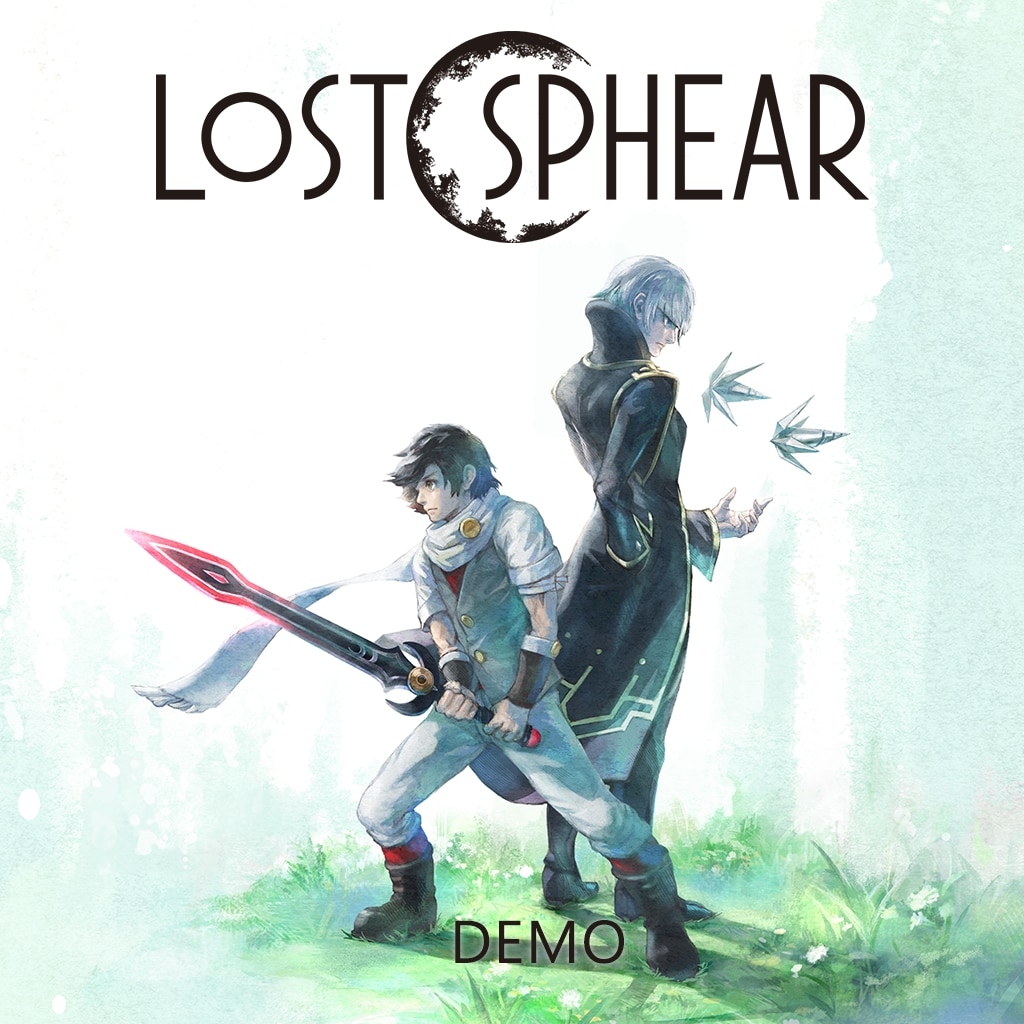 LOST SPHEAR-Demo