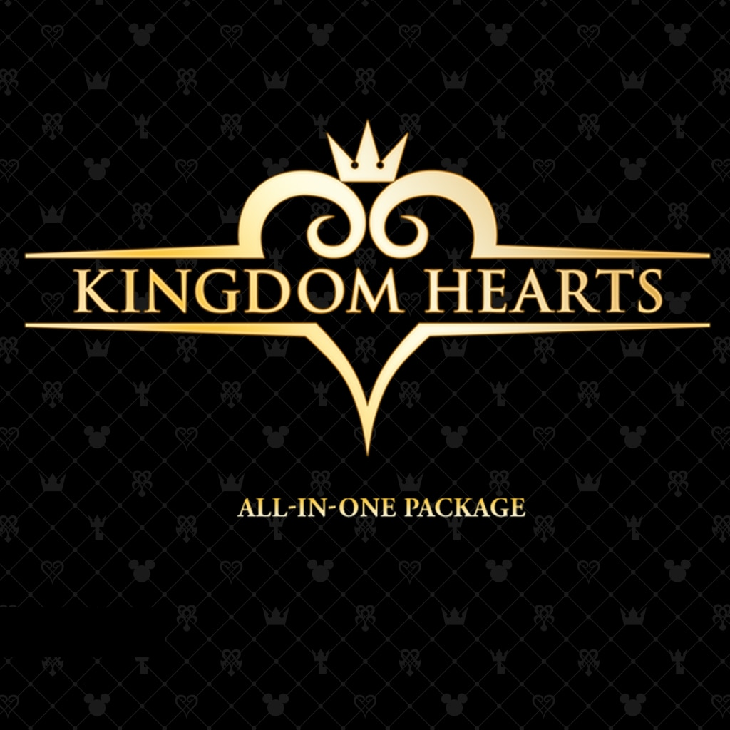 KINGDOM HEARTS All-In-One-paketin