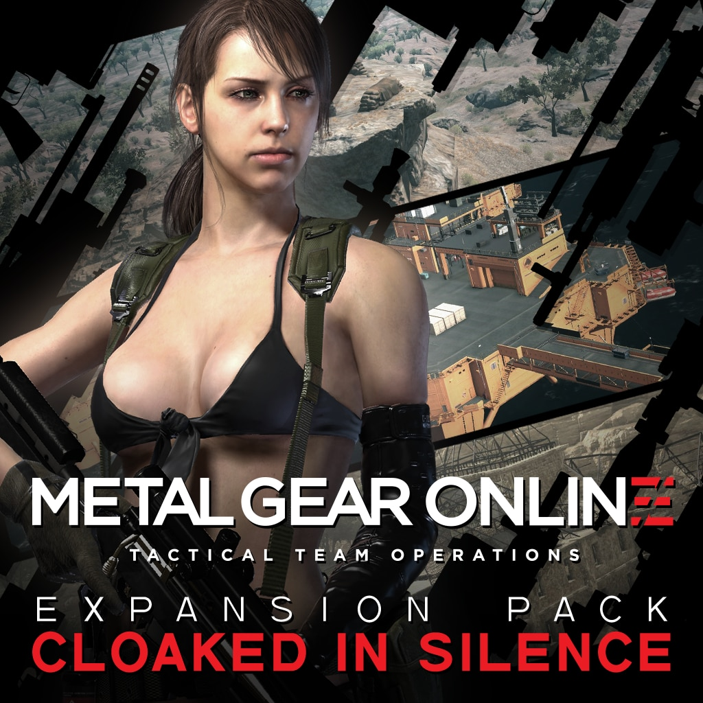 METAL GEAR ONLINE EXPANSION PACK 'CLOAKED IN SILENCE'