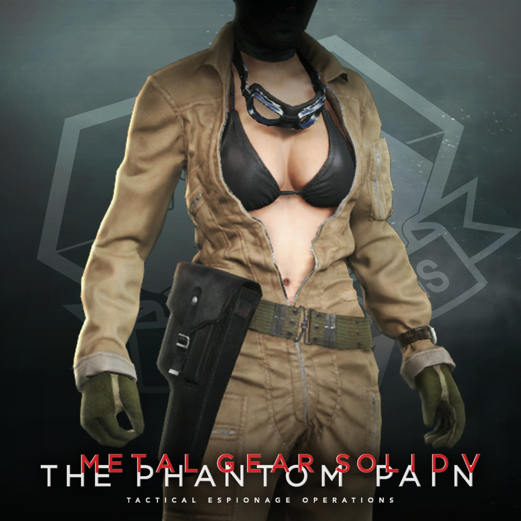 Metal Gear Solid V: The Phantom Pain - Jumpsuit (EVA)