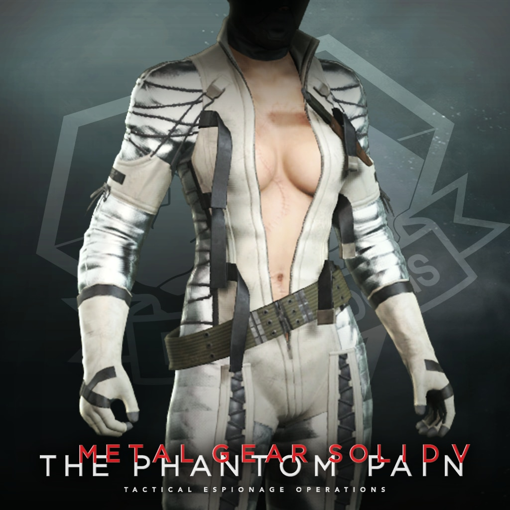 Metal Gear Solid V - Tenue d'infiltration (The Boss)