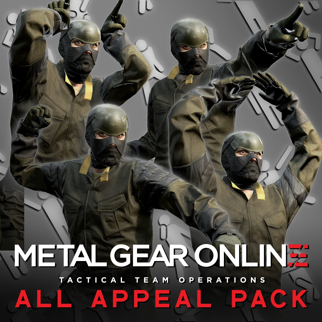 METAL GEAR ONLINE 'APPEAL BUNDLE'