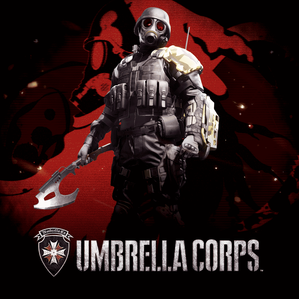 Umbrella Corps Upgrade-Pack