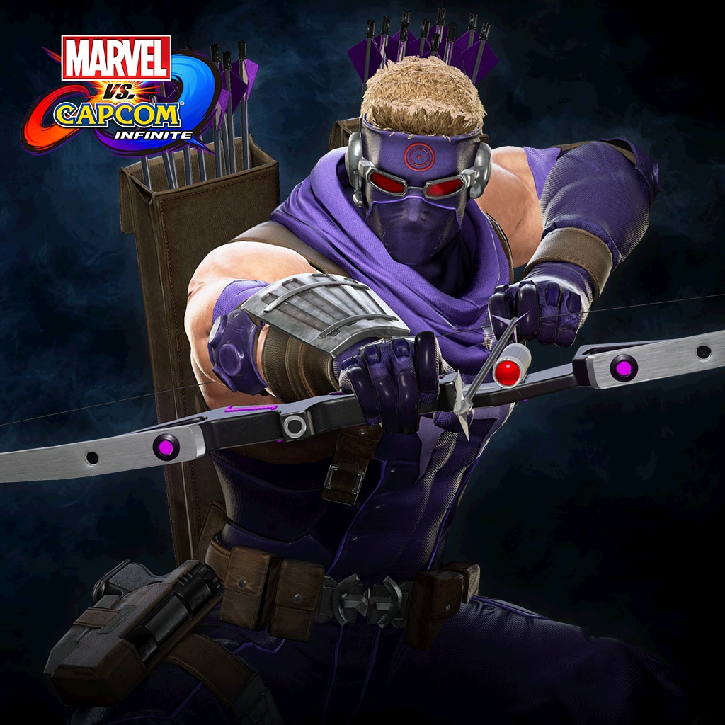 Marvel vs. Capcom: Infinite - Ultimate Hawkeye Costume
