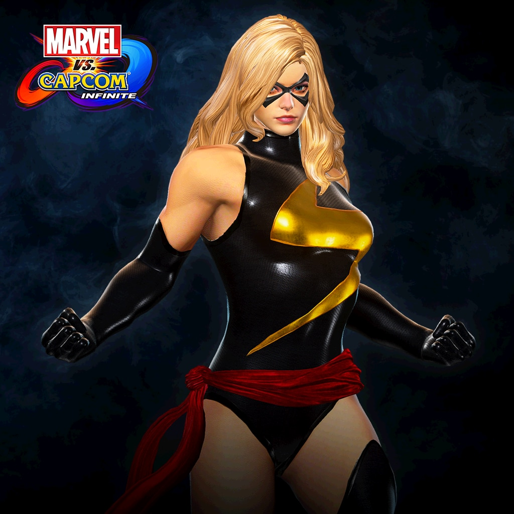 Marvel vs. Capcom: Infinite - Captain Marvel Warbird Costume