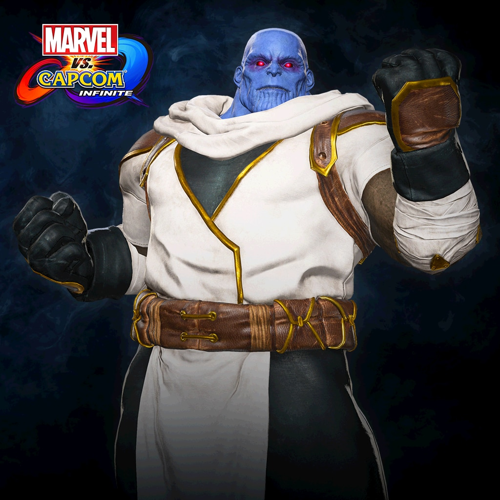Marvel vs. Capcom: Infinite - Thanos Annihilation Costume