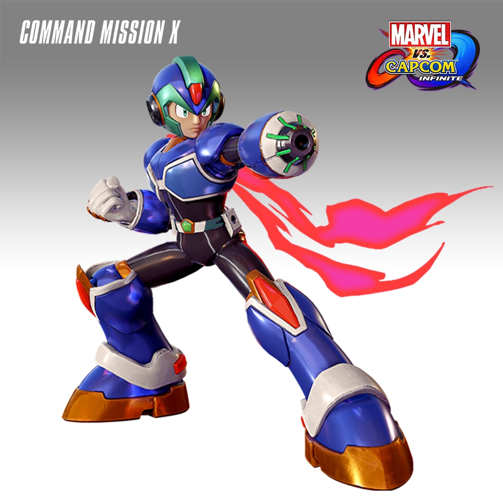 Marvel vs. Capcom: Infinite - Command Mission X Costume