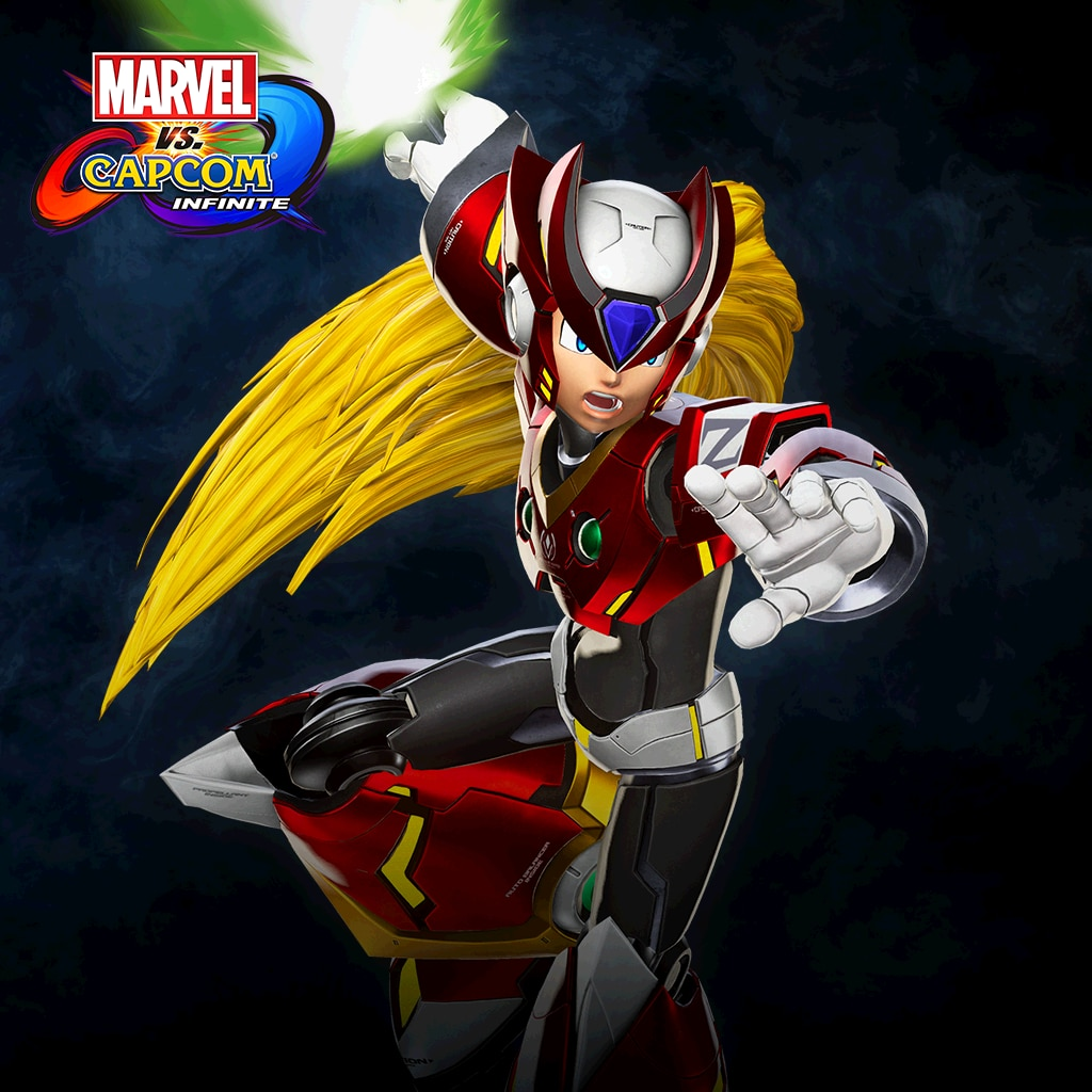 Marvel vs. Capcom: Infinite - Special Zero Costume