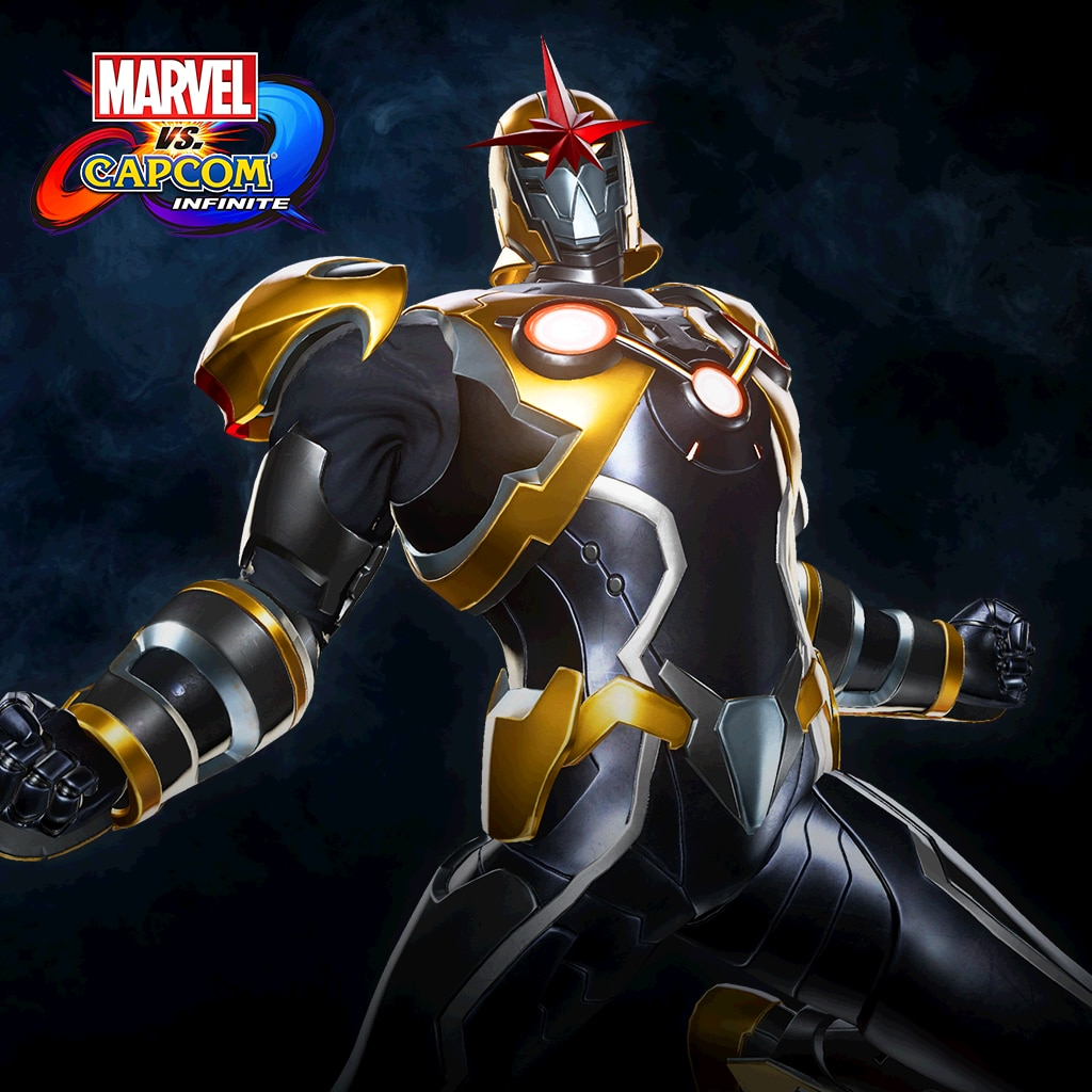 Marvel vs. Capcom: Infinite -Nova Prime Costume
