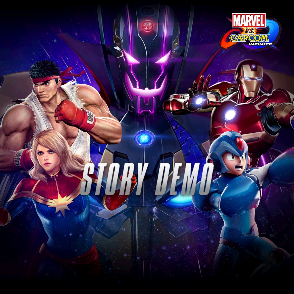 Marvel vs. Capcom: Infinite Demo