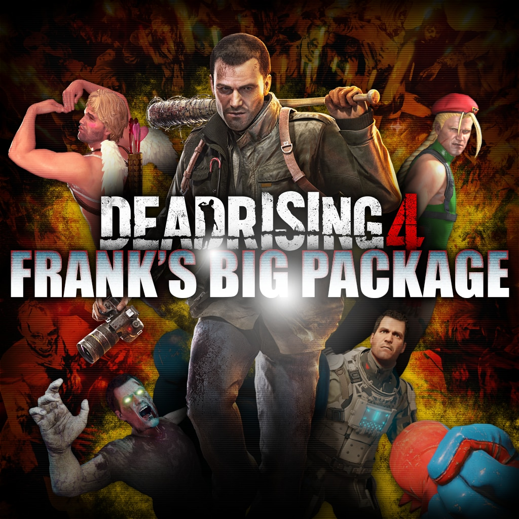 Dead Rising 4: Frank's Big Package - Additional Content