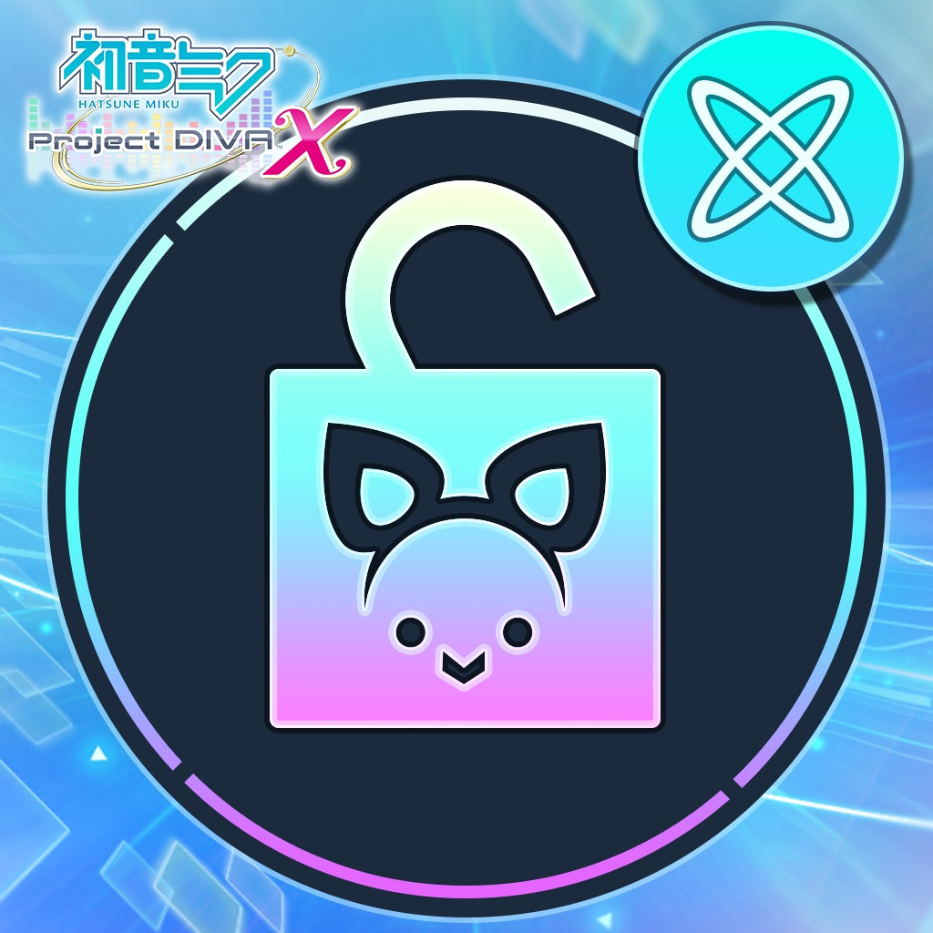 Hatsune Miku: Project DIVA X - Classic Accessories Unlock
