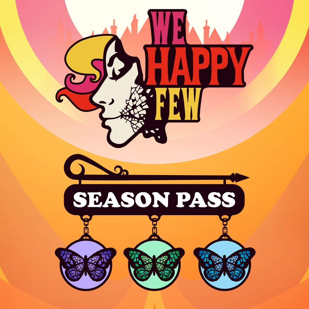Pase de Temporada de We Happy Few