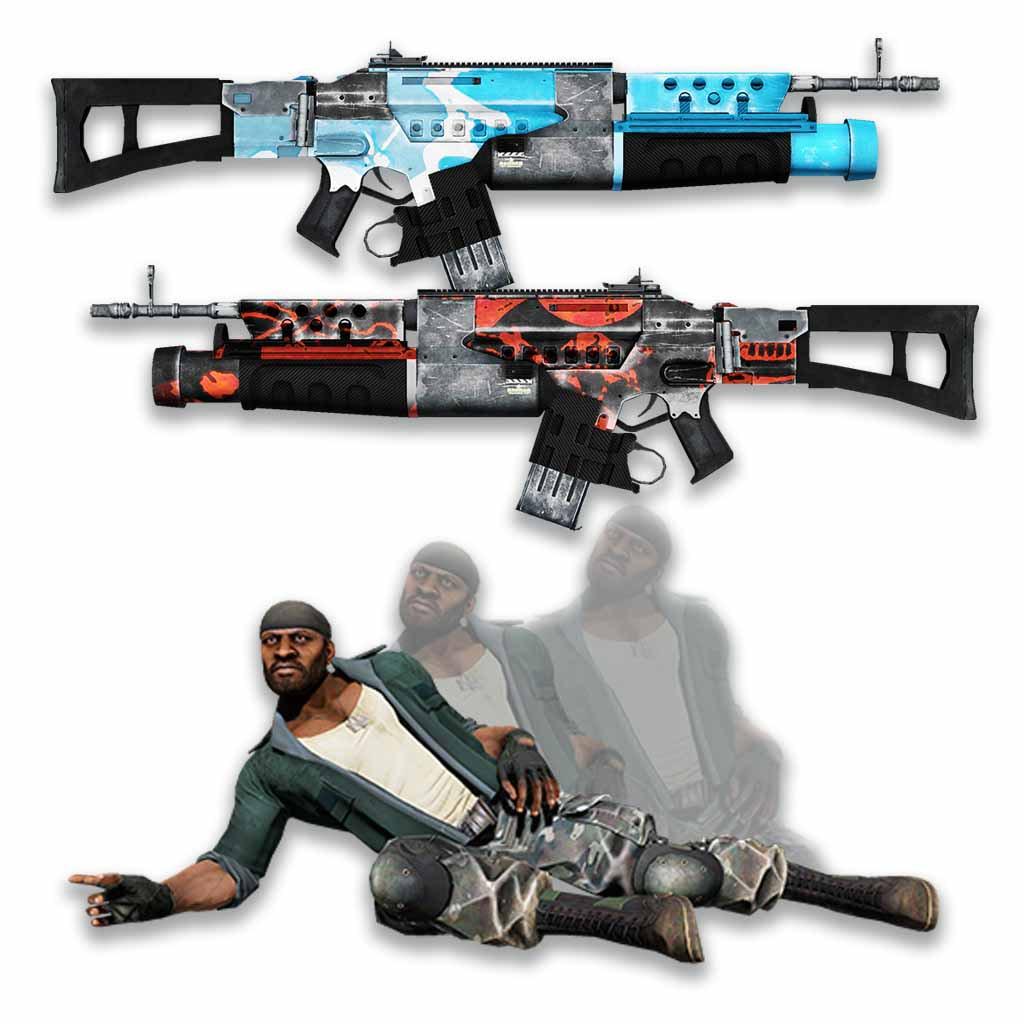 Commando Pack 02