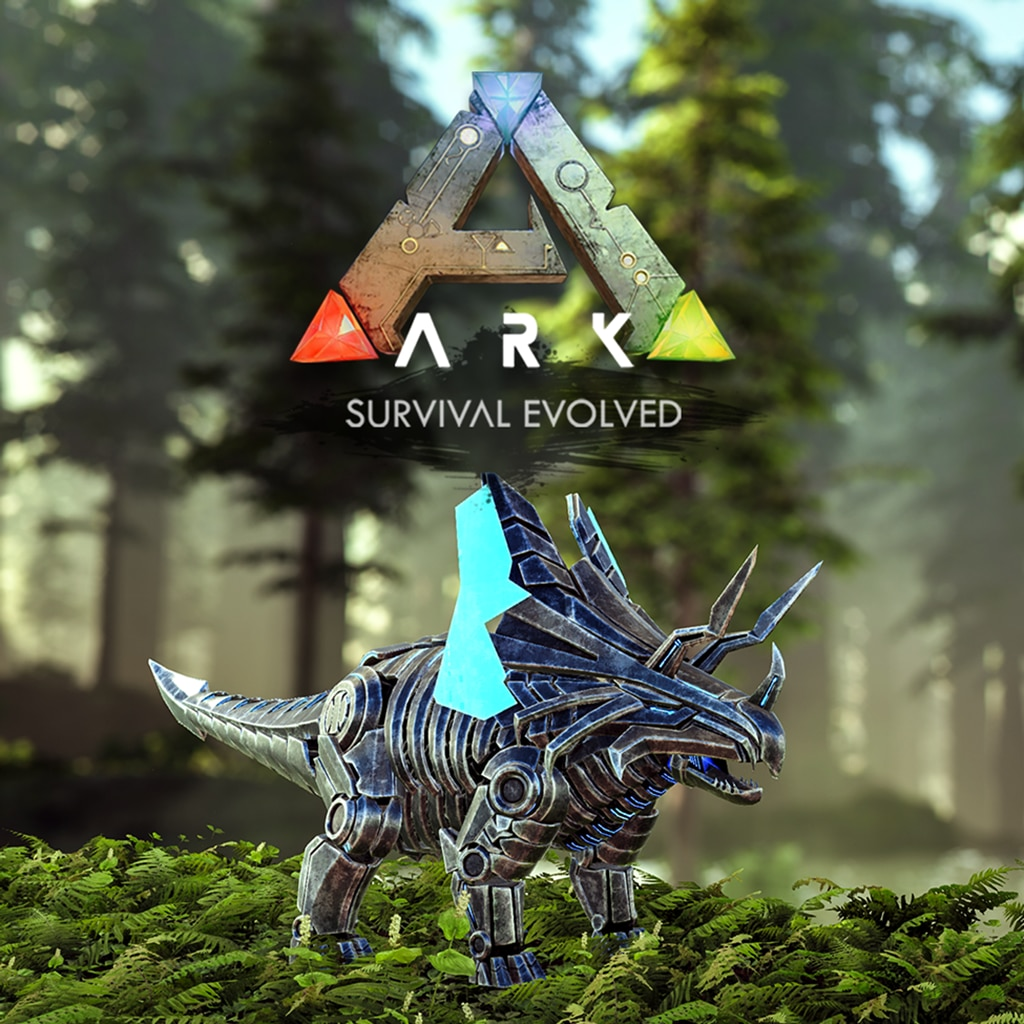 ARK: Survival Evolved Bionic Trike Skin