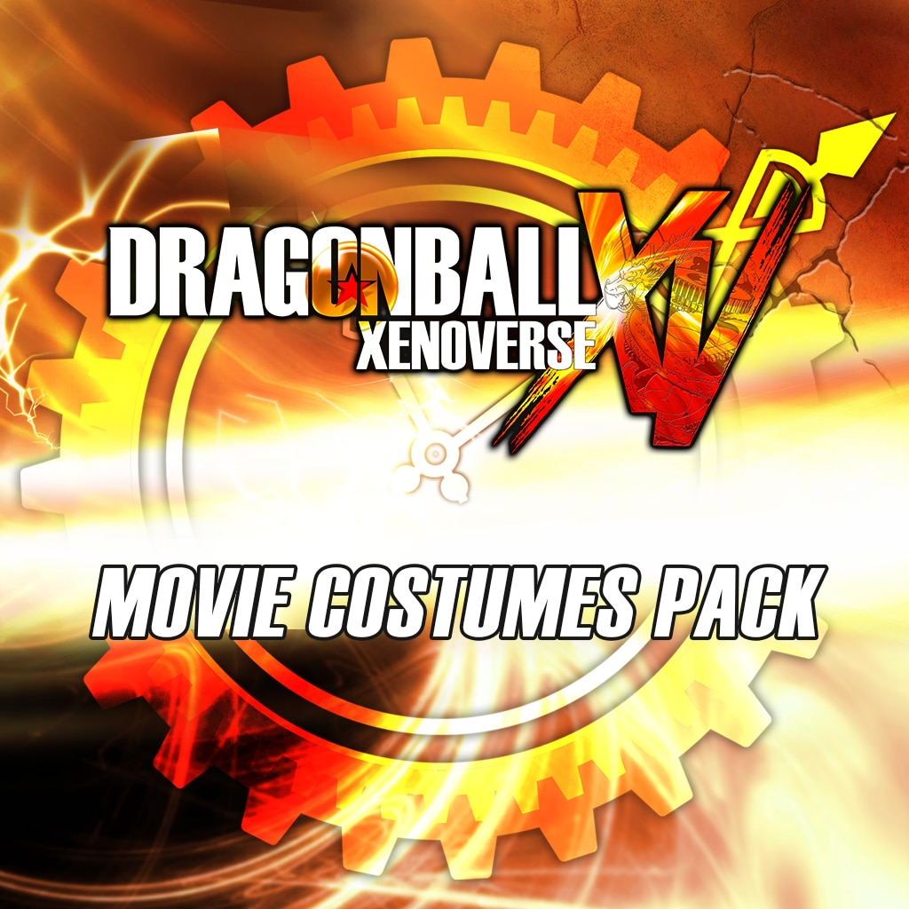Dragon Ball Xenoverse Movie Costumes Pack