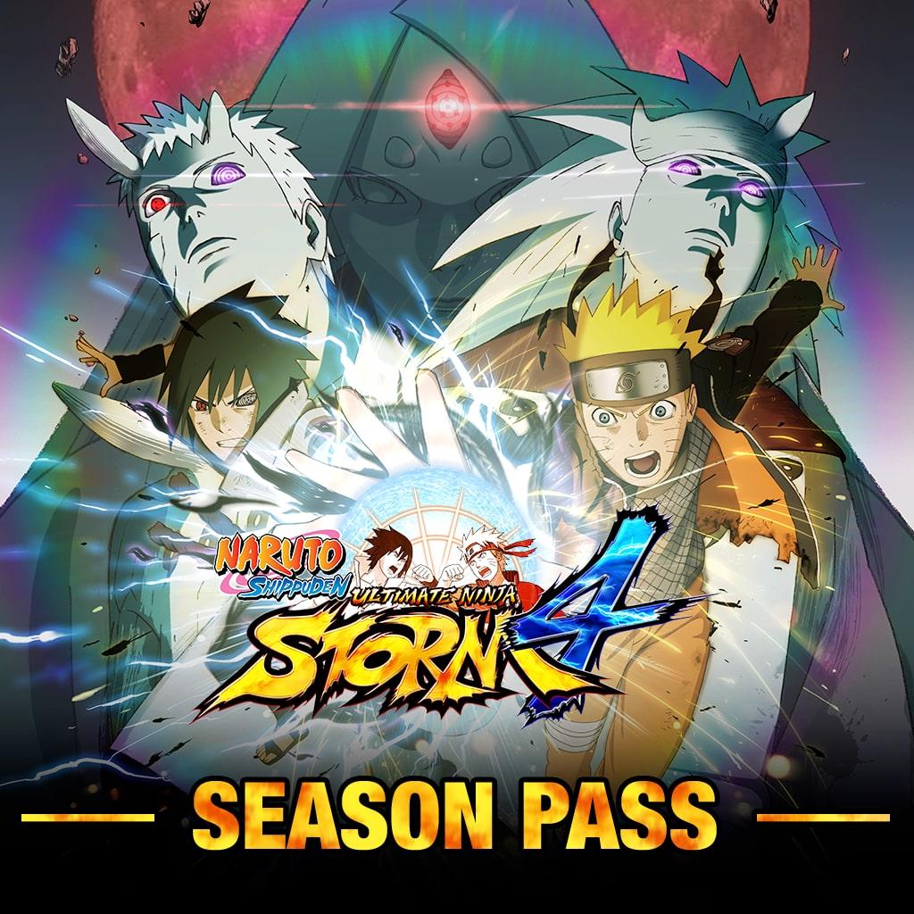 NARUTO STORM 4 - Season Pass