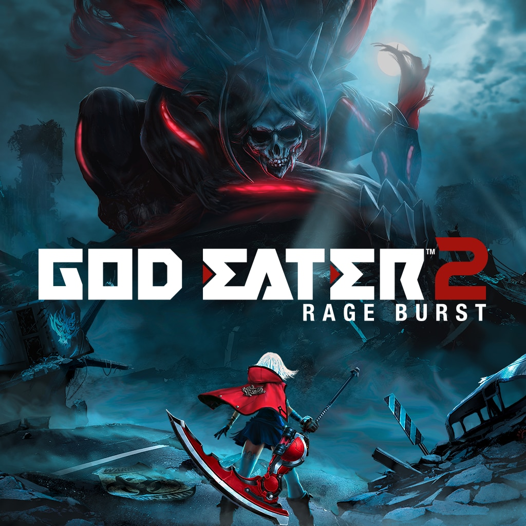 GOD EATER 2 Rage Burst (English)