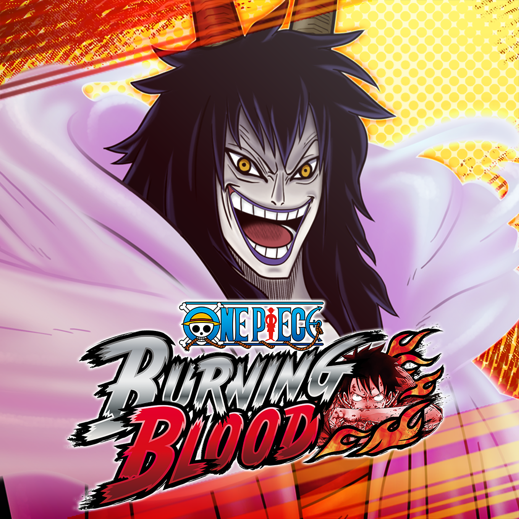 ONE PIECE BURNING BLOOD - Caesar Clown (character)