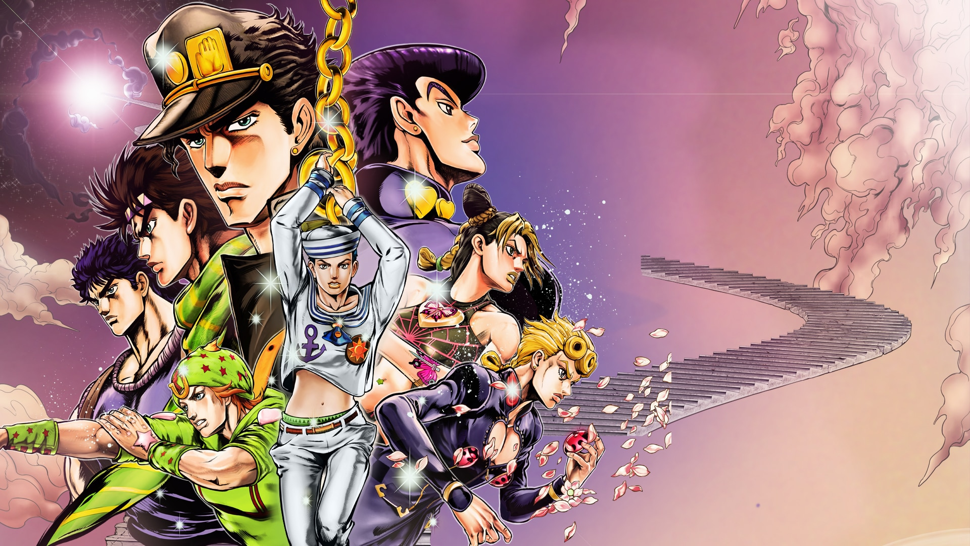 JoJo's Bizarre Adventure: Eyes of Heaven (English Ver.)