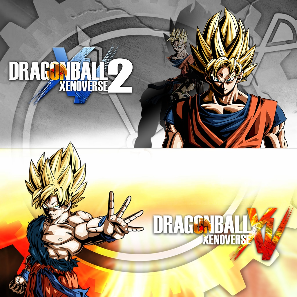 Dragon Ball Xenoverse 1 and 2 Bundle