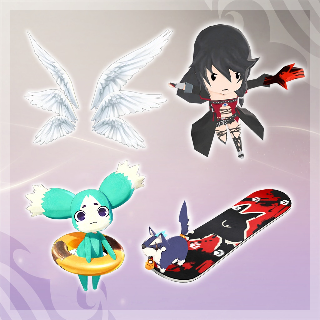 Tales of Berseria - Attachment Set