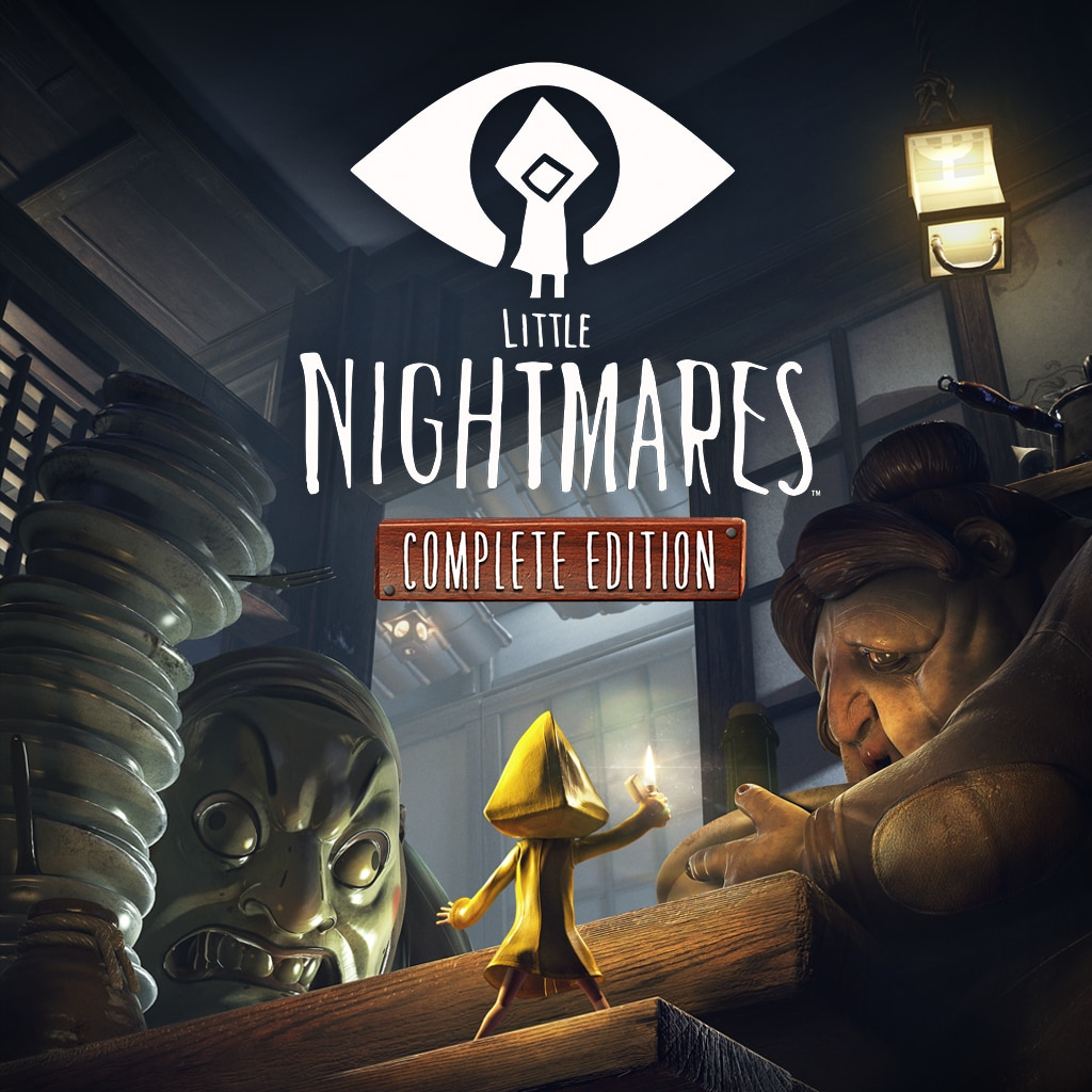 Little Nightmares Complete Edition (English)