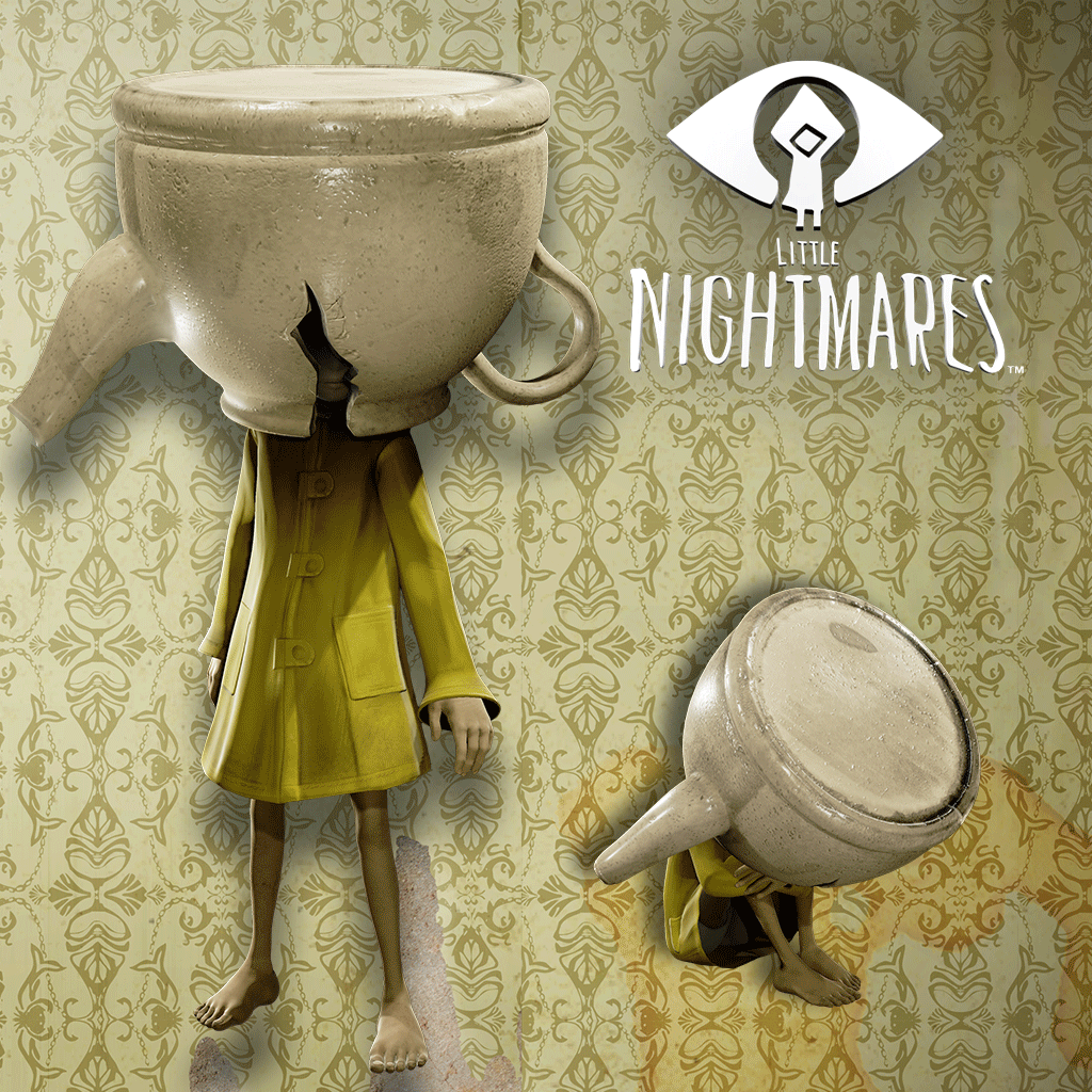 Little Nightmares - Upside-down Teapot