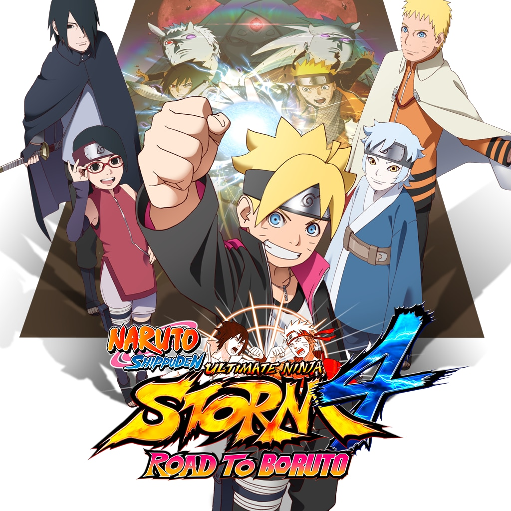 NARUTO SHIPPUDEN: Ultimate Ninja STORM 4 Road to Boruto