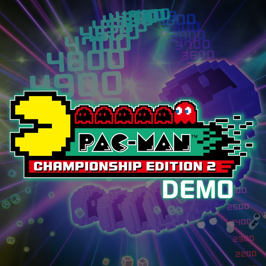 PAC-MAN™ CHAMPIONSHIP EDITION 2 DEMO (English)