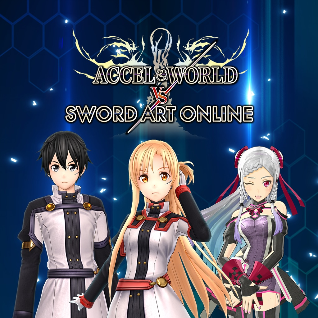 SAO Ordinal Scale Pack