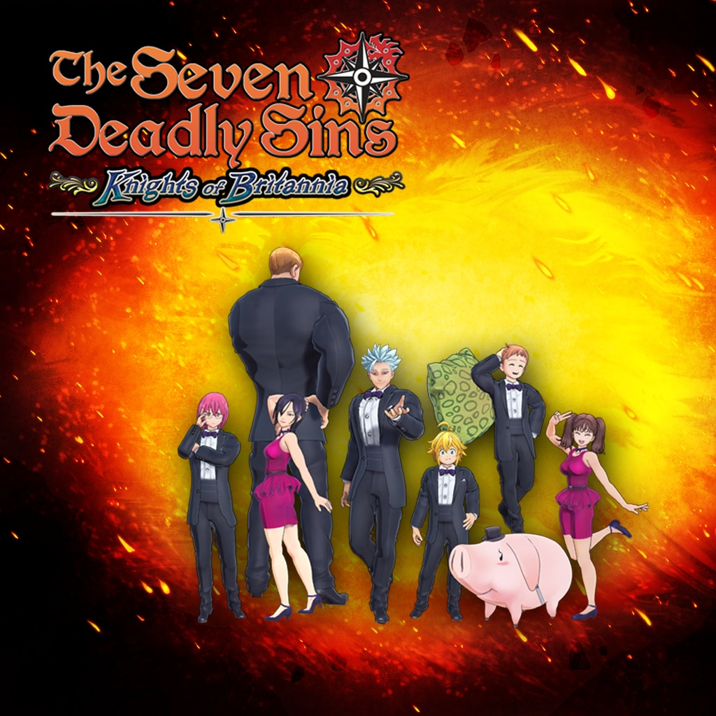 The Seven Deadly Sins: Knights of Britannia Pre-Order Bonus