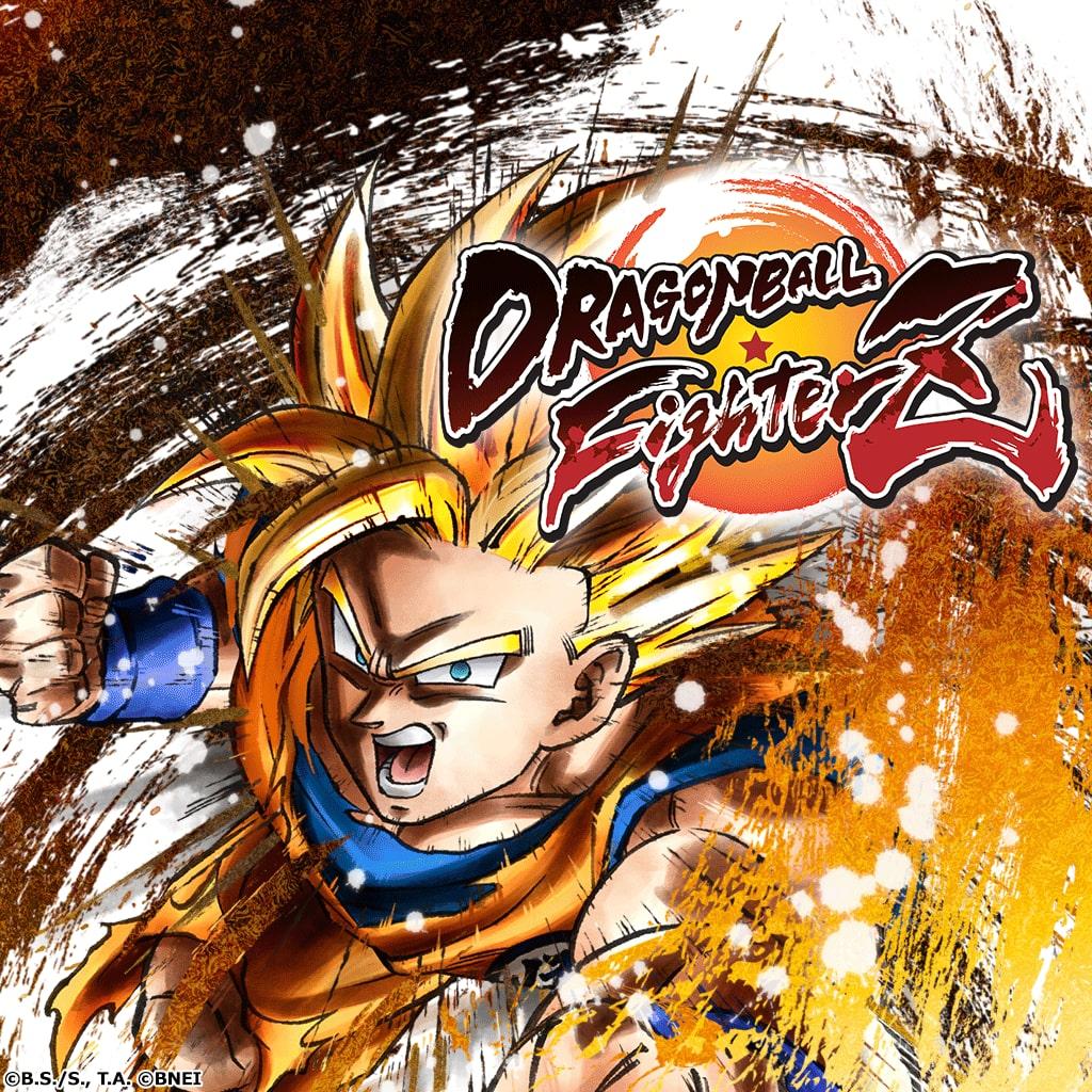 DRAGON BALL FighterZ (English)