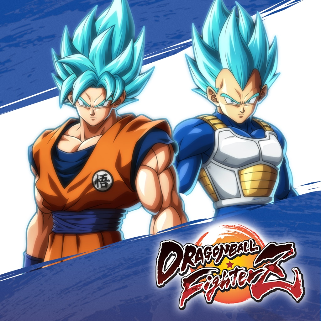 DRAGON BALL FIGHTERZ - SSGSS Goku and SSGSS Vegeta Unlock