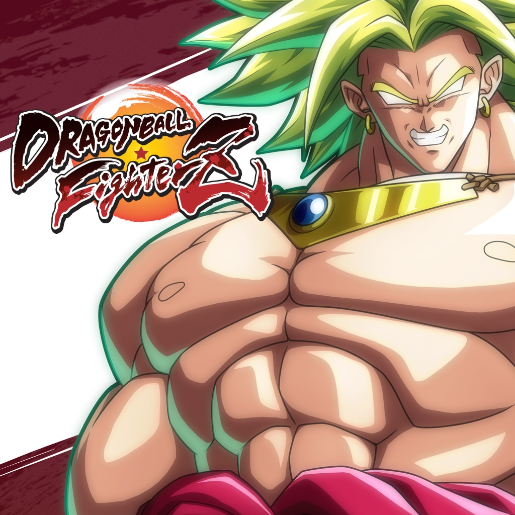 DRAGON BALL FIGHTERZ - Broly