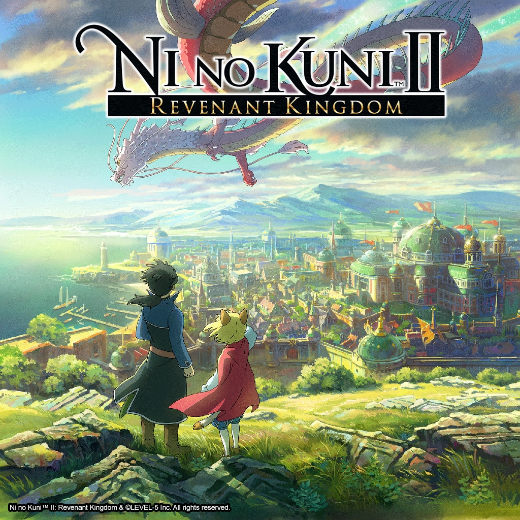 Ni no Kuni™ II: Revenant Kingdom (English)