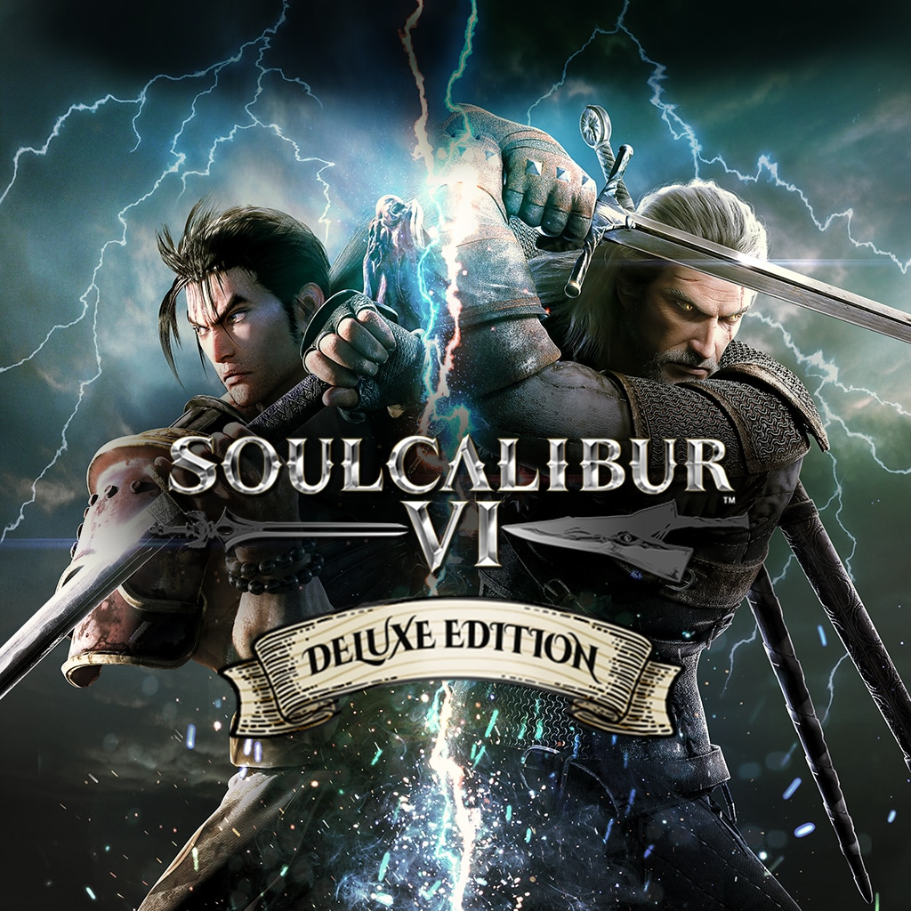 SOULCALIBUR Ⅵ Deluxe Edition