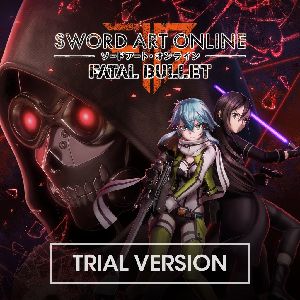 SWORD ART ONLINE: FATAL BULLET TRIAL VERSION
