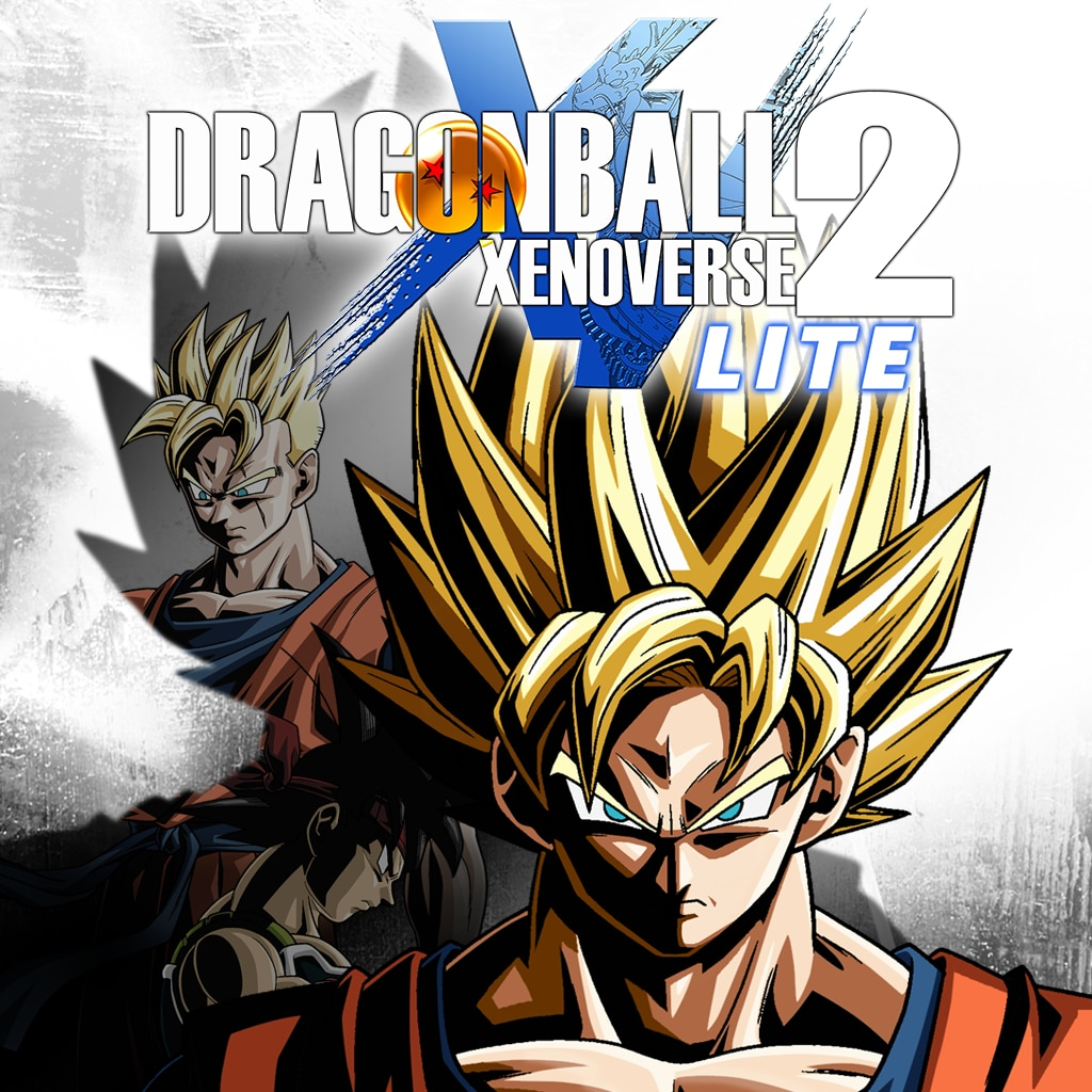 DRAGON BALL XENOVERSE 2 Lite Version