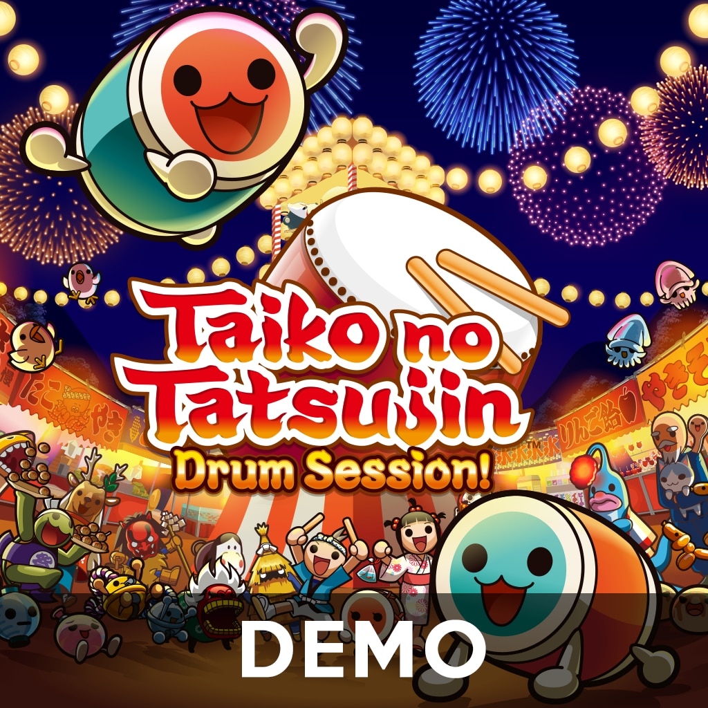Taiko no Tatsujin: Drum Session! Demo