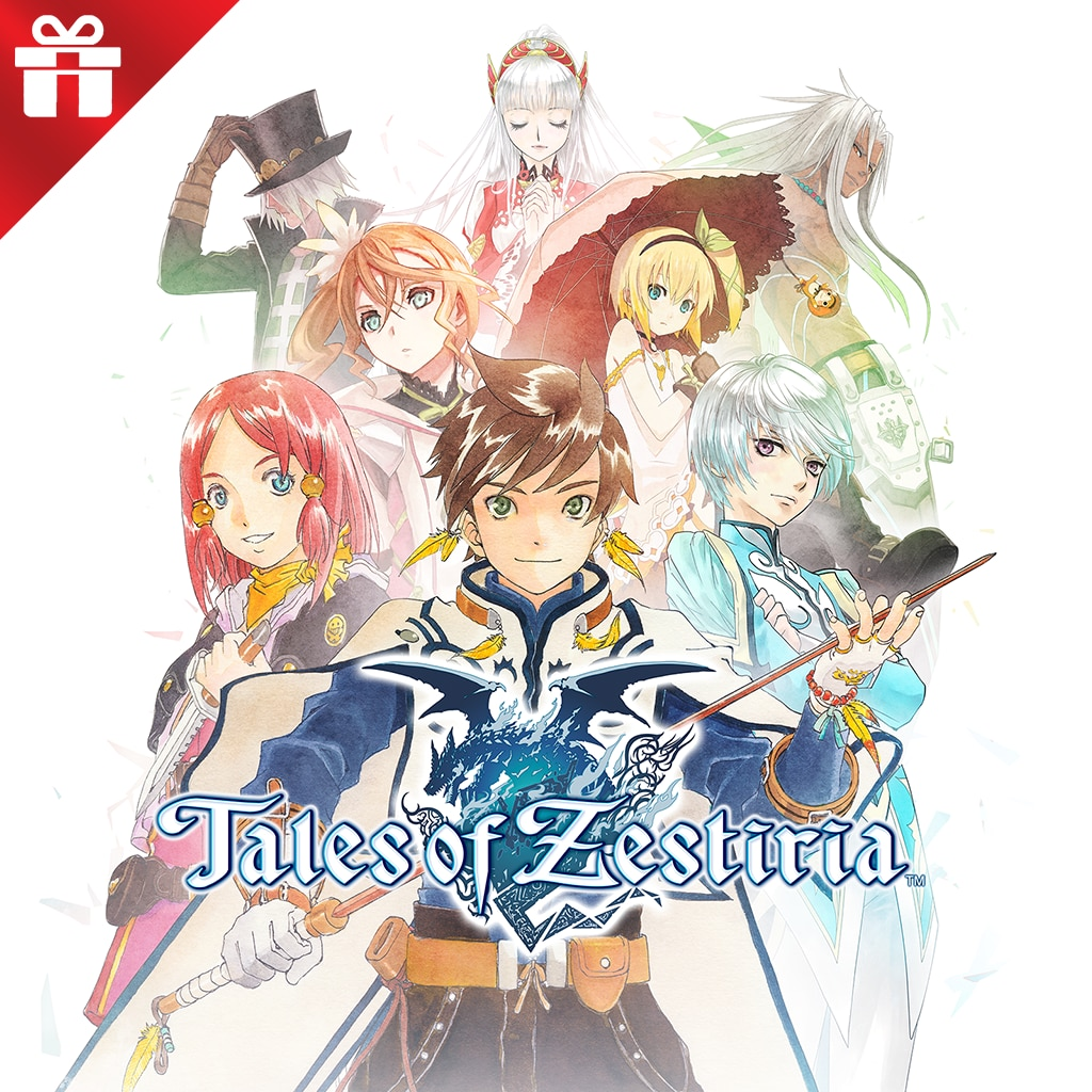 Tales of Zestiria - Standard digitalutgave