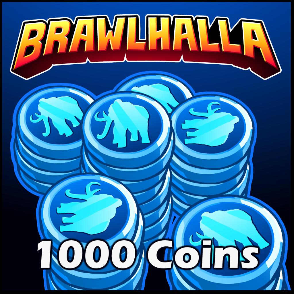 1000 Mammoth Coins