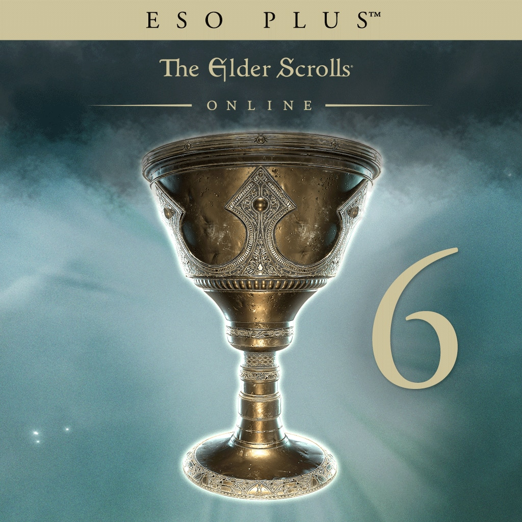 The Elder Scrolls Online – ESO Plus - 6 أشهر