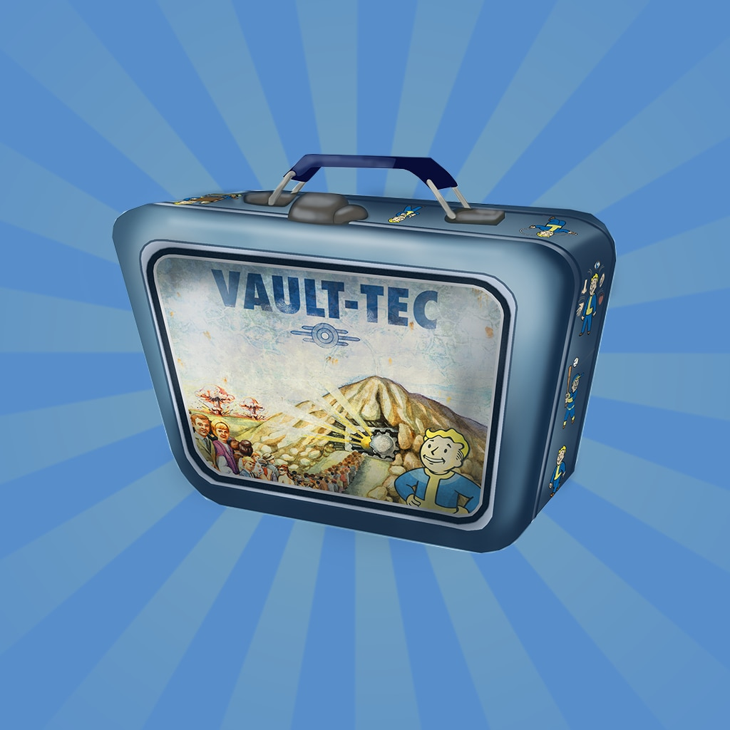 Fallout Shelter: Lunchbox