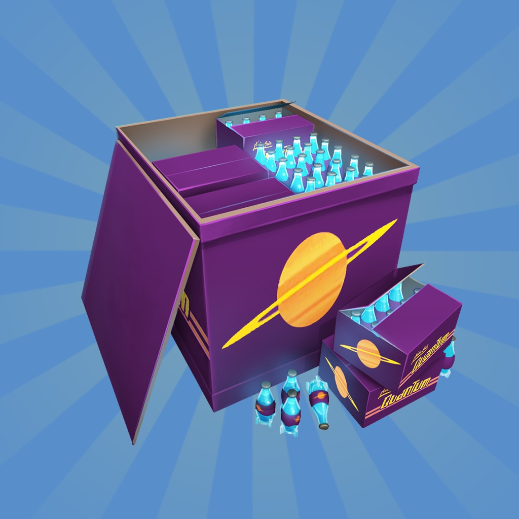 Fallout Shelter: Crate of Nuka-Cola Quantum