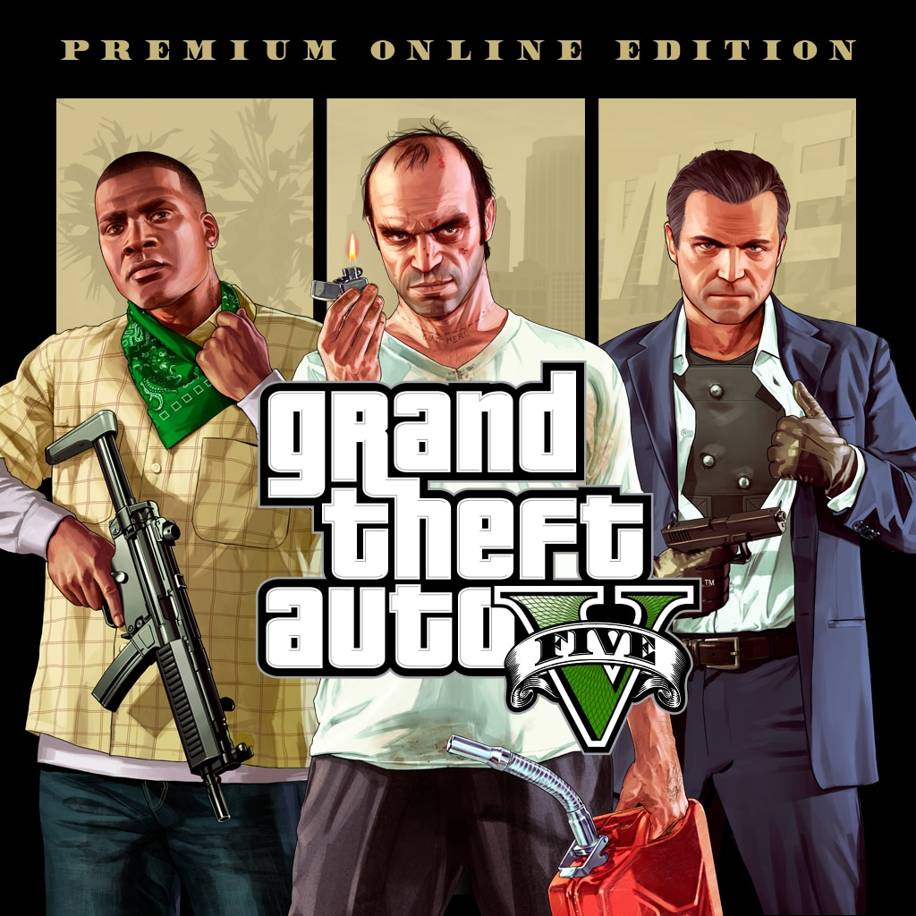 'Édition Premium Online de Grand Theft Auto V