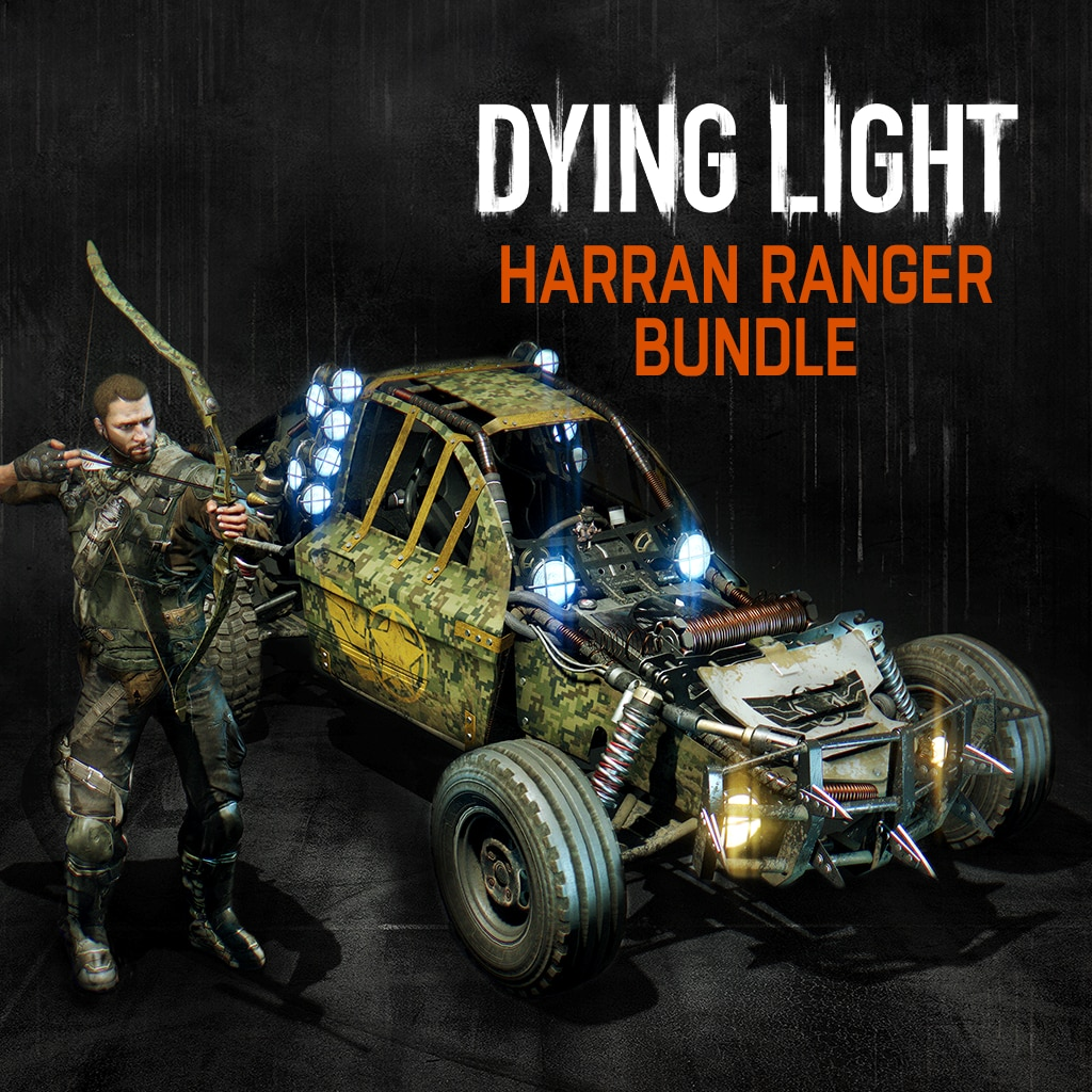 Dying Light Harran Ranger Bundle